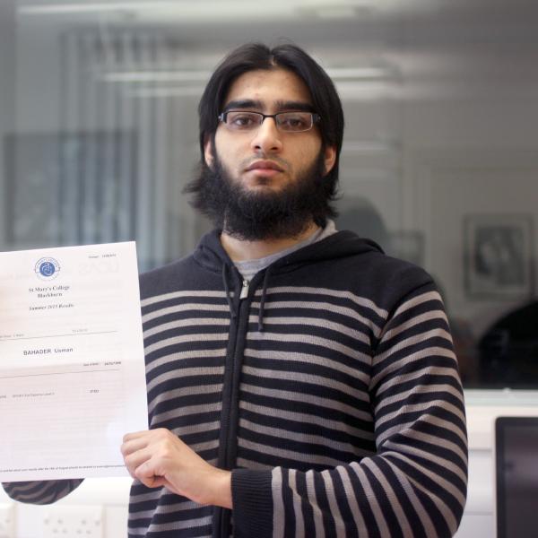Usman Bahader