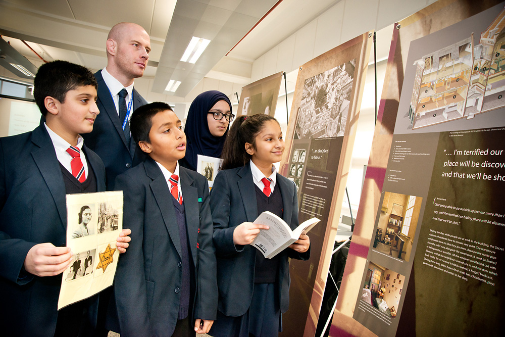 Anne Frank Trust UK