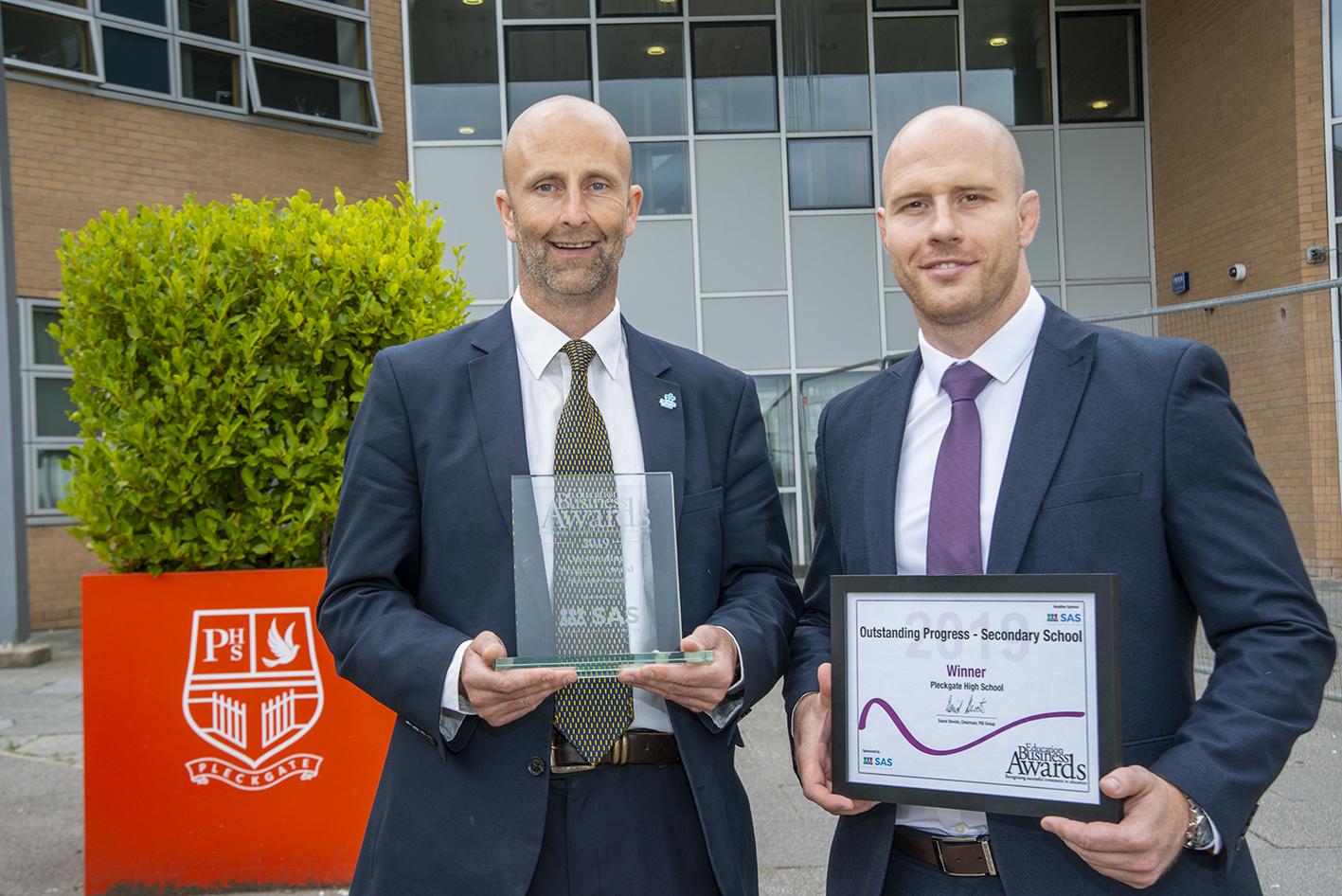Outstanding Progress Award