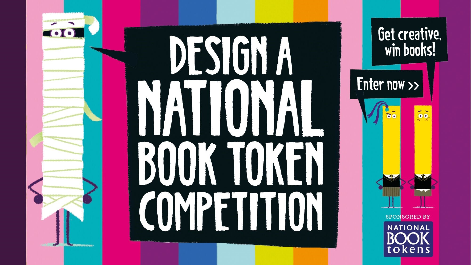Design a Book Token Gift Card