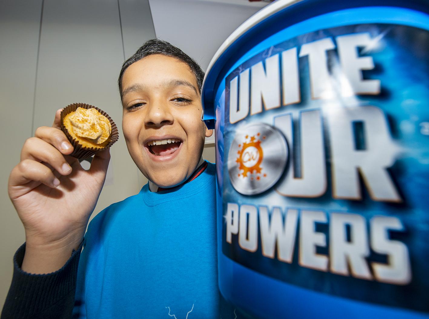 Bake a Cake! National Charity Week