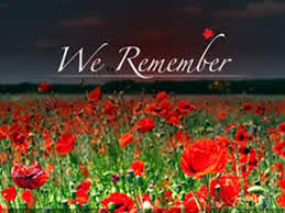 Remembrance Poems