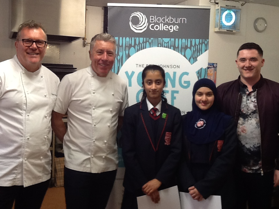 Reg Johnson Cookery Competition