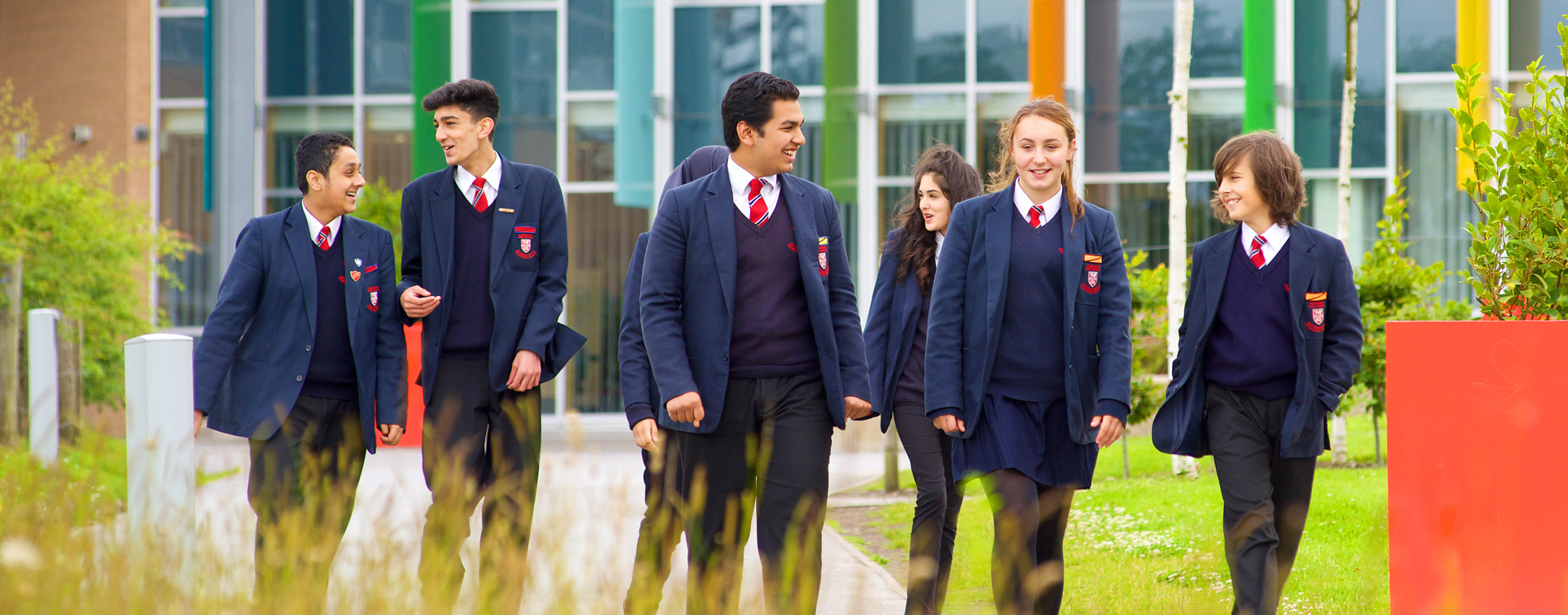 We're Secondary School of the Year… Again!