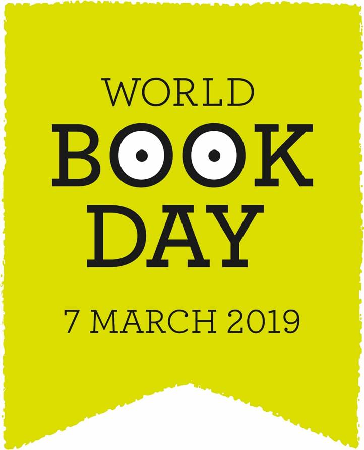 World Book Day – 7th March 2019 – Read what we did on the day!