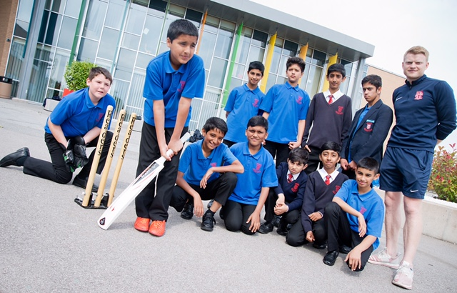 Year 7 Cricket Team