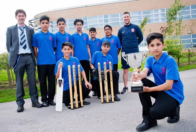 Year 8 Cricket Team
