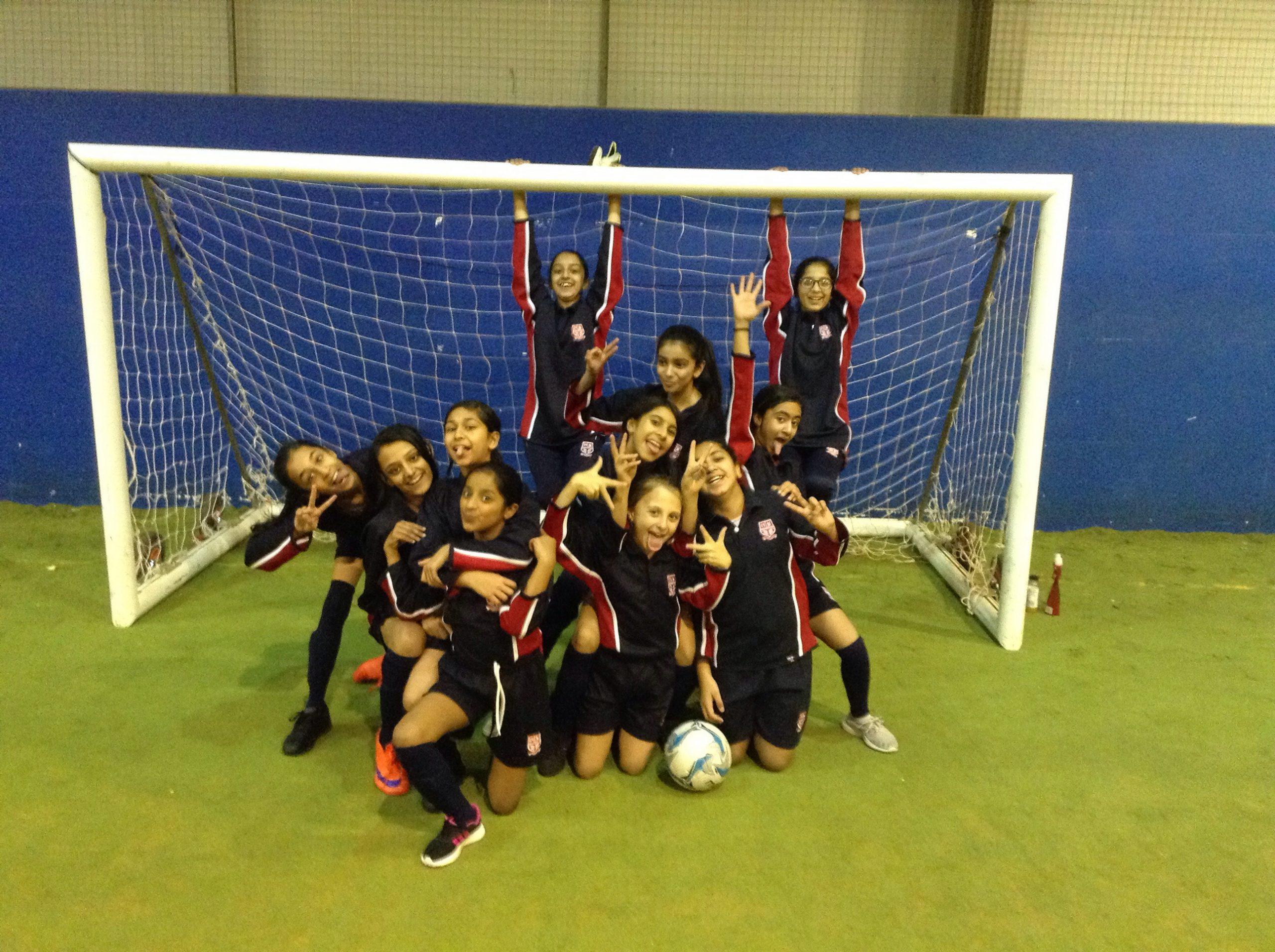 Year 7 Girls Football Tournament