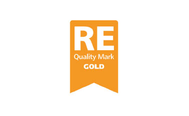 RE Quality Mark Gold